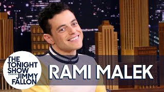 Video Rami Malek Discusses His Freddie Mercury Transformation MP3, 3GP, MP4, WEBM, AVI, FLV November 2018