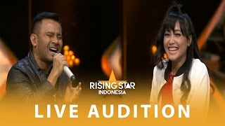 Video Haseek! Dangdutan Bareng Judika & Innocent | Live Audition 4 | Rising Star Indonesia 2016 MP3, 3GP, MP4, WEBM, AVI, FLV September 2018
