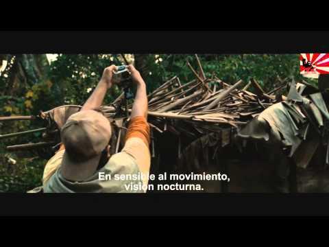 Pesadilla Jurásica - Trailer Oficial -  Subtitulado Latino - Full HD