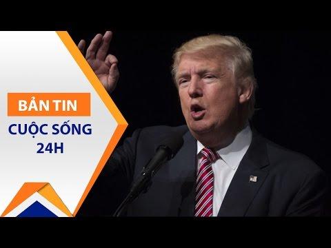 Tổng thống Mỹ Donald Trump sẽ tới Việt Nam | VTC1 - Thời lượng: 47 giây.