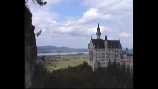 Fairytale castle reminiscent of Disneyland. Located along the Austrian border.