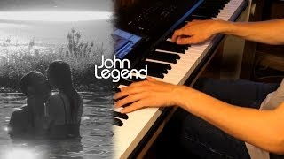 John Legend - All of Me (Piano Solo)