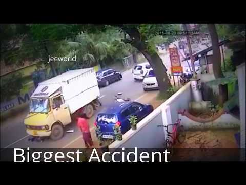 Download Most Dangerous Accident in india - Amazing Video HD Mp4 3GP Video and MP3