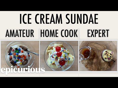 4 Levels of Ice Cream Sundaes: Amateur to Food Scientist   Epicurious