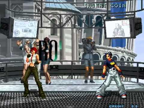 KOF 2010 - Combos + Secrets + Ultra Secrets || The King of Fighters