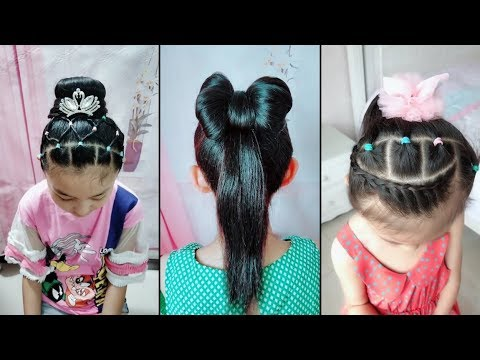 11 Easy Braid Hairstyles For Kids  Cute Hairstyles For Girls  Part 1