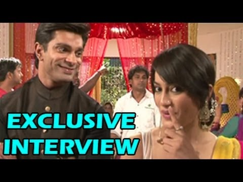 Asad & Zoya's EXCLUSIVE INTERVIEW in Qubool Hai 11th June 2013 FULL EPISODE