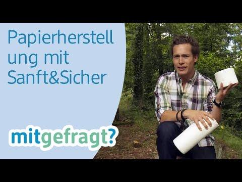 Nachhaltiges Toilettenpapier und Küchenrollen: Zu Gast bei Sanft&Sicher - dm mitgefragt? Folge 34