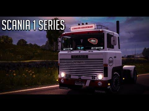 Scania 1 Series v3.0
