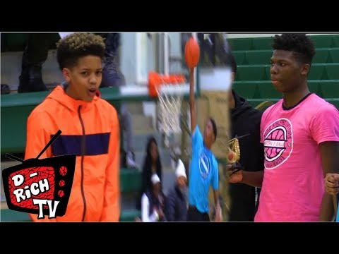 Top 8th Graders in Ohio Battle It Out In Akron! Chris Livingston, Sencire Harris & More!