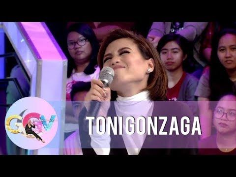 Ggv: Toni Reminisces On Her Past Relationship With Sam Milby