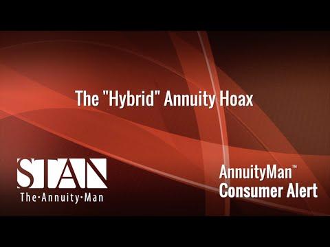 """The """"Hybrid"""" Annuity Hoax"""