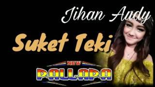 Suket Teki - New Pallapa - Jihan Audy Jylo
