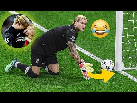 Most Stupid And Funny Goalkeeper Mistakes In Football ● New