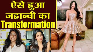Video Jhanvi Kapoor's AMAZING transformation ; Unbelievable MAKEOVER for Dhadak | FilmiBeat MP3, 3GP, MP4, WEBM, AVI, FLV Agustus 2018