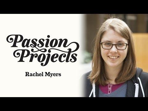 GitHub Presents • Passion Projects (Live) #1 • Rachel Myers (RailsBridge)