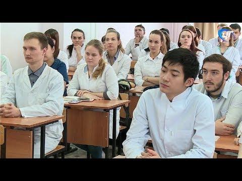 Студенты-медики на пороге важнейшего в их будущей карьере решения