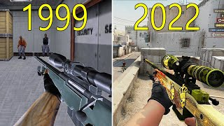 Video Evolution of Counter Strike 1999-2018 MP3, 3GP, MP4, WEBM, AVI, FLV Agustus 2019