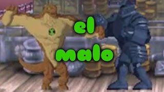 BEN 10 Español Latino Cartoon Network Capitulo 4 Juego