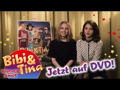 Bibi & Tina - Kinofilm 3 MÄDCHEN GEGEN JUNGS auf DVD JETZT VORBESTELLEN