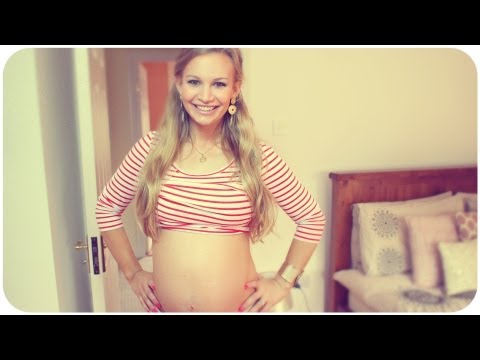32 WEEK PREGNANCY VLOG!