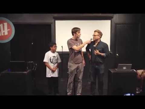 Year - On June 3rd, 2014, CollegeHumor writer Adam Conover challenged 11-year old Noah to a game of Hearthstone on stage at the UCB Theatre in Los Angeles. Here's what happened. Click here for tickets...