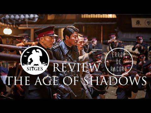 Crítica   EL IMPERIO DE LAS SOMBRAS (THE AGE OF SHADOWS)   Especial #Sitges2016