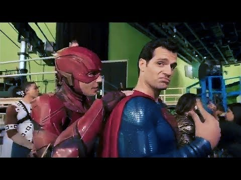 Cyborg 'Justice League' Behind The Scenes