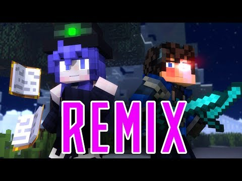 "Minecraft Song ""Wither Heart"" Remix by Not A Robot"