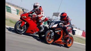 The World´s Fastest 2-cylinder Superbikes !