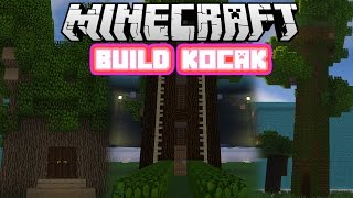 Video Minecraft Indonesia - Build Kocak (6) - Rumah Pohon Kribo! MP3, 3GP, MP4, WEBM, AVI, FLV Desember 2017