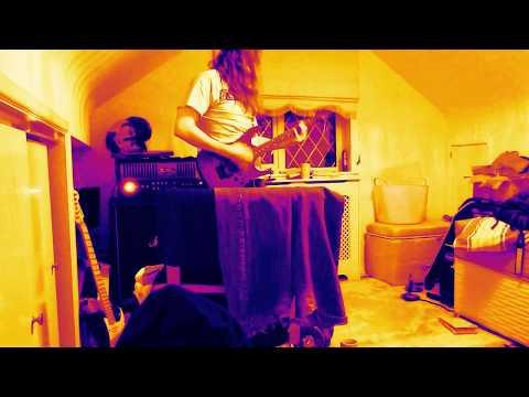 Kyuss-Big bikes-guitar cover.