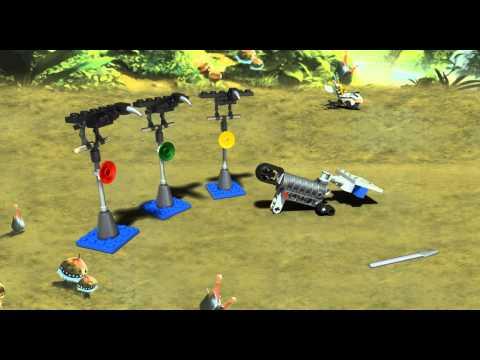 Vidéo LEGO Chima 70101 : Le stand de tir