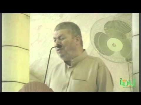 خطبة الجمعة لفضيلة الشيخ عبد الله 12/7/2013