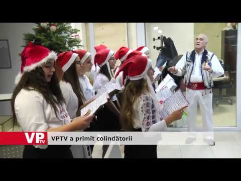 VPTV a primit colindătorii