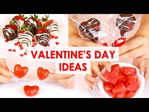 DIY Valentine's Day Treats (VIDEO)