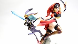 Alter's latest figure is a treat for Odin Sphere fans! Here's their Velvet and Cornelius figure, fresh off the plane from Japan. My full review is up! http:/...