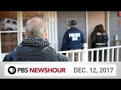 PBS NewsHour full episode December 12, 2017