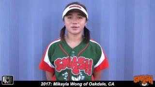 Mikayla Wong