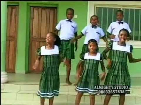 HEKK Nigerian Children dancing Psalm 23 in Igbo Language