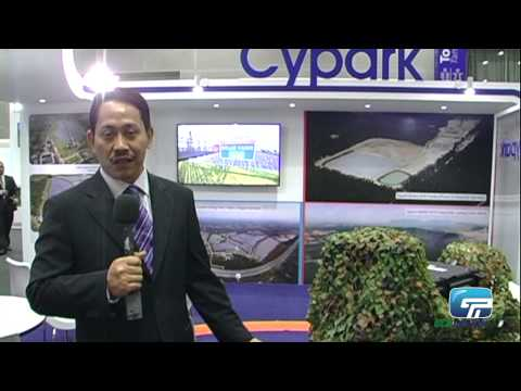 Cypark Resources : Portable Water Purification System Powered by Solar Energy & Waste to Energy Project