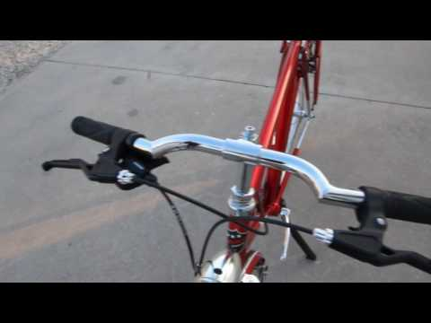 VINTAGE ITALIAN CYCLES: ELIOS CONDORINO RED