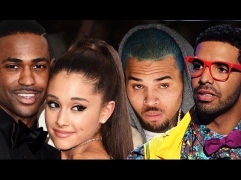 Ariana Grande & Big Sean Call Out Chris Brown & Dr
