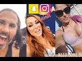 WWE Snapchat/Instagram ft. Becky Lynch, Alexa Bliss, Matt Hardy, Braun Strowman, Carmella n MORE