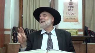 """הרב מאיר צימרוט – פרשת וישלח (ה'תשע""""ד)"""