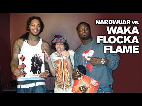 Nardwuar vs. Waka Flocka Flame