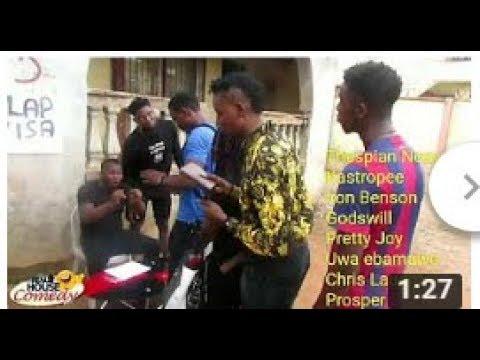 THE SLAP VISA (REAL HOUSE OF COMEDY) (NIGERIA COMEDY)