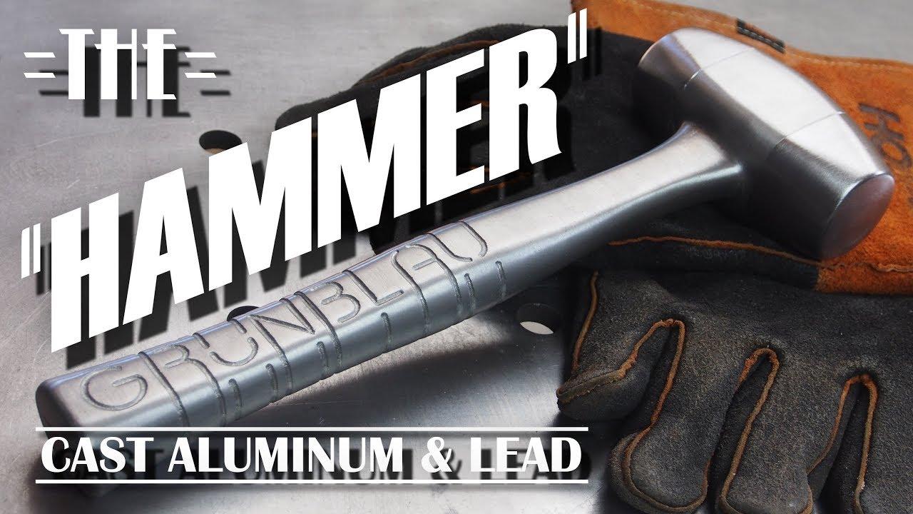 Cast Aluminum Hammer