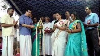 മാന്തുക Govt.UPS ശതാബ്ദി ആഘോഷസമാപനവും സ്മാർട്ക്ലാസ്റൂം ഉദ്ഘാടനവും