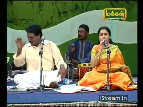 tamil songs - Tamil Folk Songs By Dr. Pushpavanam Kuppusamy and Mrs. Anitha Kuppusamy Sung on Makkal TV.